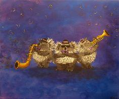 jazz koalas