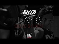 #RELPURPOSE | DAY 8 | DELTS & CHEST - Run Everything Labs