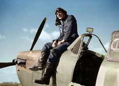 vintage everyday: 50 Breathtaking WWII Colorized Photos Look Like They were Taken Yesterday