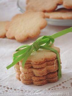 La cucina delle streghe: Biscotti (Sablés) al cocco e farina di riso gluten free