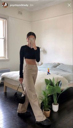 Retro Outfits, Cute Casual Outfits, Fall Outfits, Summer Outfits, Summer Ootd, Simple Outfits, Skirt Outfits, Look Fashion, Fashion Outfits