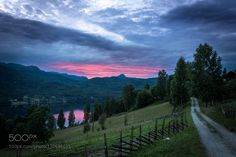 When the sunset show up ! by hattocedric. Please Like http://fb.me/go4photos and Follow @go4fotos Thank You. :-)