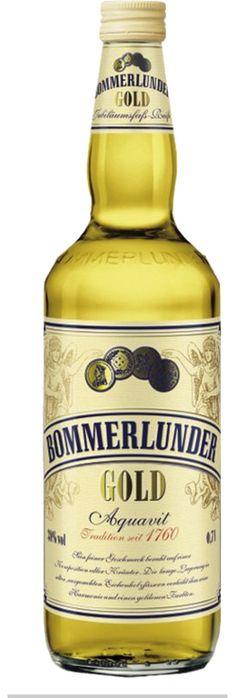 Berentzen Gruppe AG  - Bommerlunder Gold Jubiläums Akvavit  - Code SAQ:12099925