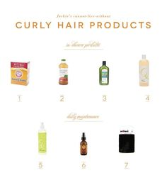 Believe Notes: Jackie's Tips for Curly Hair