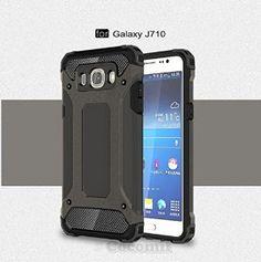 4da33e3c5f3 Strong Hybrid Slim Tough Shockproof Armor Case Cover for Samsung Galaxy  2016 2016 TPU Hard Back Case