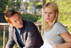 Carrie (Claire Danes) and Brody (Damian Lewis) - #Homeland S02E12