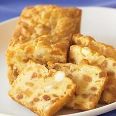 Pineapple Macadamia Nut Cake - Recipe Detail - BakeSpace.com