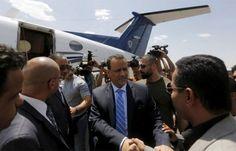 """اخر اخبار اليمن - """" ولد الشيخ """" قريباً إلى عدن يحمل """" رؤية معدلة """" لإنهاء الأزمة اليمنية"""