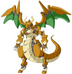 Mecha Dragonite