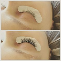 Eyelash Extensions before & after. www.sapphiremn.com #eyelashextensions