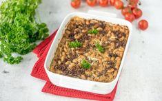 Gluteeniton Makaronilaatikko Fried Rice, Fries, Paleo, Low Carb, Gluten Free, Dinner, Ethnic Recipes, Food, Lasagna