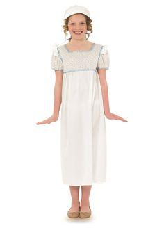 Regency Girl childrens dress up costume by Fun Shack
