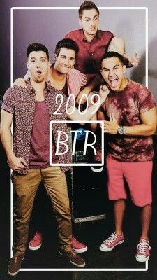 2009: BTR Kendall Schmidt, Big Time Rush, Once In A Lifetime, My Crush, Cool Bands, Love Of My Life, No Time For Me, Heart, Hearts