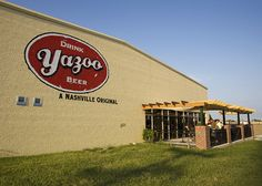 Our Taco Bar is at the Yazoo Brewery in Nashville! Stop by for a FREE fish taco. #UpgradeYourTacoTN