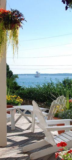 Oceanfront in Maine