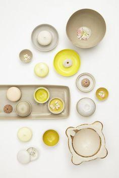 Kitchen Bowls | Yellow