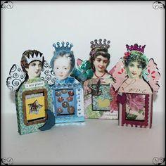 Crafty Like Lindy: Fairy Shrine Swap