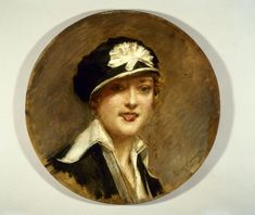 La casquette de Poiret,Comerre, Léon-François (Trélon, 10–10–1850 - Le Vésinet, 20–02–1916), peintre, Vers 1914   Paris Musées