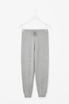 COS | Relaxed cashmere trousers
