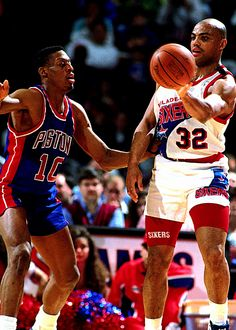 Rodman D's Up Chuck, '92.