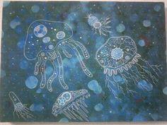 BLUE JELLYFISH - 猫沢八郎