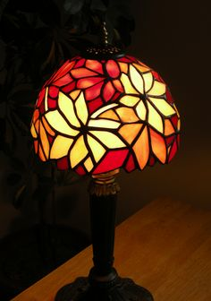 Stained Glass Lamps, Picture Show