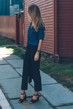 Fall work style - Jess Kirby