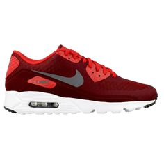new arrival ea825 cffba Genuine Nike Men s Size 8 Air Max 90 Ultra Essential Red Shoes 819474-602  for sale online   eBay