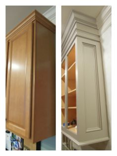 Cheap Kitchen Cabinets Kitchen Makeover – bearing in mind the number of house sa. Diy Kitchen Remodel, Kitchen Upgrades, Kitchen Redo, Long Kitchen, Kitchen Island Makeover, Kitchen Makeovers, Kitchen Ideas, Redoing Kitchen Cabinets, Kitchen Island Trim