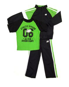 New Balance Tri-Tone Color Block 3-Piece Boy's Tracksuit Made In USA http://www.amazon.com/Ed-Hardy-Womans-Jacket-058-060687/dp/B00BUD4R1Y/?tag=unrealbargain-20
