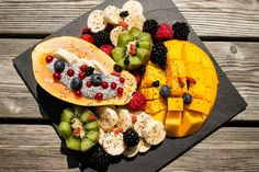 fruity fruits Superfood, Vegan, Salads, Brunch, Fruit, Breakfast, Glutenfree, Food, Recipies