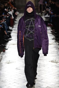 Vetements Fall 2016 Ready-to-Wear Collection Photos - Vogue