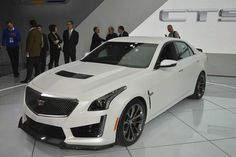 2016 Cadillac CTS-V Sedan Specs and Review - Already provided 2016 Cadillac CTS-V Sedan is completely redesigned for this model year.