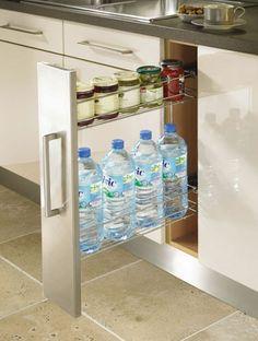 storage solutions for tiny kitchens | Kitchen Storage Solutions on Prestige Kitchen Storage Solutions