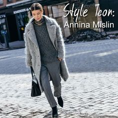 the Fashion Barbie: Street Style Icon — Annina Mislin