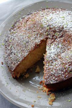 Marmalade Cake (gâteau écossais à la marmelade d'orange)