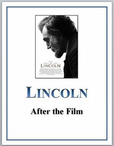 This is a set of five activities for students after they watch the film Lincoln. They range from questions that ask them to further their knowledge about the figures in the film to making connections to issues of today.These activities will make sure that student begin to notice the relevance of the Lincoln movie and the relevance of the man himself.Other related products for Lincoln: LINCOLN film study guide questions (58 total w/answers) LINCOLN film: Activities for before watching the…