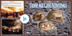 Our resources include information to support teaching on the Stone Age to the Iron Age, including packs on homes, cave paintings, food & Stonehenge. Stone Age Ks2, Stone Age Tools, Stone Age Cave Paintings, Ancient World History, Iron Age, Old Stone, Painted Paper, Stone Carving, Ancient Civilizations