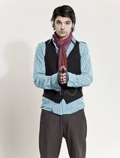Andrew Lee Potts here as the lovable Connor <3