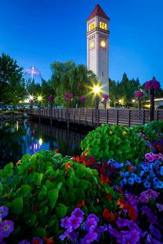 Riverfront Park in Spokane Washington State Riverfront Park in Spokane Washington State Places To Travel, Places To See, Beautiful World, Beautiful Places, Beautiful Scenery, Amazing Places, Beautiful Gardens, Places Around The World, Around The Worlds