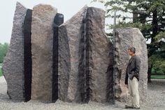 Morbihan, Minneapolis, USA, 1991 Zimmerman, Zen, Sculptures, Europe, Minneapolis Usa, Stone, Spirit, Inspiration, Artists