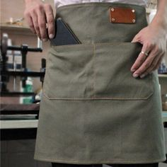Quality Cooks Bib Apron Choose Colour I Love Skanking