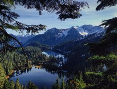 Anderson and Watson Lakes — Washington Trails Association