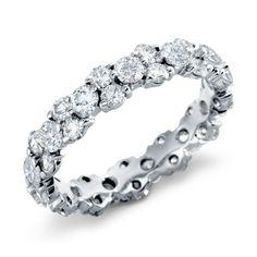 Unique Diamond Wedding Bands for Women