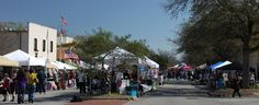 Round Rock Market Days - the first Saturday of every month from 9am to 4pm in historic downtown Round Rock!