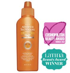 Frizz Control Lotus Shield Anti-Frizz Treatment Item # 942-317 / Reg Price: $12.00 / On Sale: $8.99  SAVE 25%!!! Say goodbye to frizz, flyaways & hair that is untamed!! Try it yourself at: http://abagtas.avonrepresentative.com/