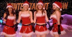 "Watch 4 High School Guys NAIL the 'Mean Girls' ""Jingle Bell Rock"" Dance"