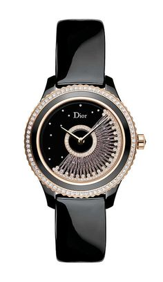 The new Dior VIII Grand Bal Fil de Soie watch is available with either green or pink silk thread. Only 88 of each version will be produced Dior Jewelry, Jewelery, Jewelry Accessories, Fashion Accessories, Jewelry Ideas, Jewelry Bracelets, Fashion Jewelry, Amazing Watches, Beautiful Watches