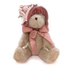 Boyds Bears Plush Rosanna Dubeary Teddy Bear Height: 10 Inches Material: Fabric Type: Teddy Bear Brand: Boyds Bears Plush Item Number: Boyds Bears Plush 904125 Catalog ID: 29118 New With Tag. Hats And