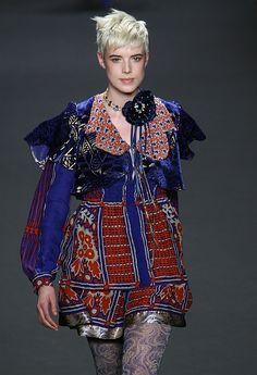 Anna Sui 2008 dress - similar print, different style Womens Fashion, Fashion Tips, Agyness Deyn, Womens Fashion Trends, Fashion Clothes Women, Latest Fashion For Women, Fashion Tips For Women, Style Secrets, Fashion